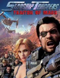 Starship Troopers Traidores de Marte
