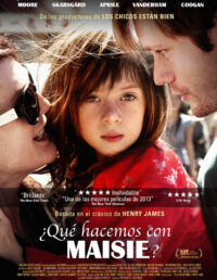 What Maisie Knew pelicula 2012